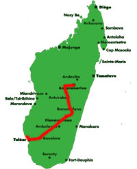 madagascar-map-ampefy